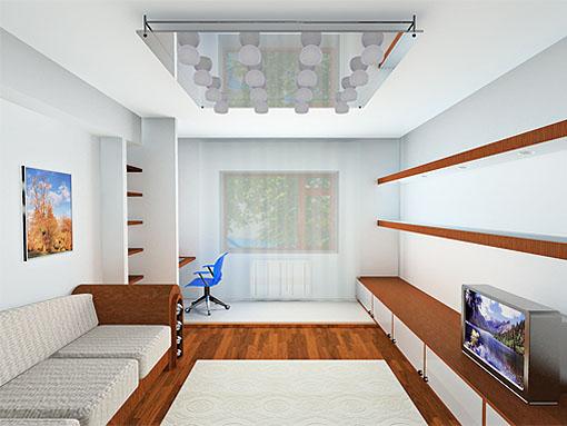 Интерьеры стандартных квартир фото